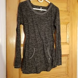 Old Navy Active Tunic Hoodie M